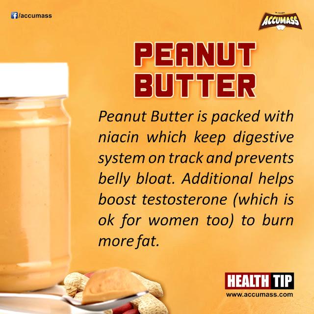 Peanut Butter - स्वस्थ रहने के तरीके