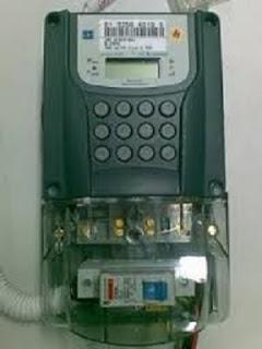 meteran token listrik prabayar