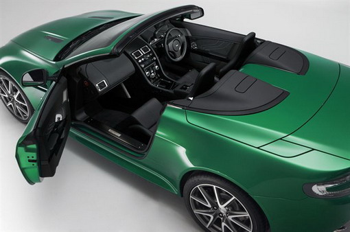 Car News And Show Aston Martin V8 Vantage S Roadster Review