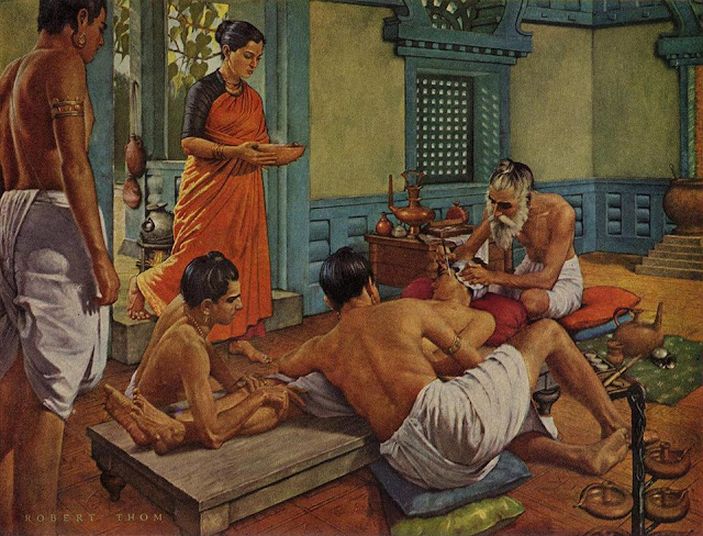 Ancient Hospitals