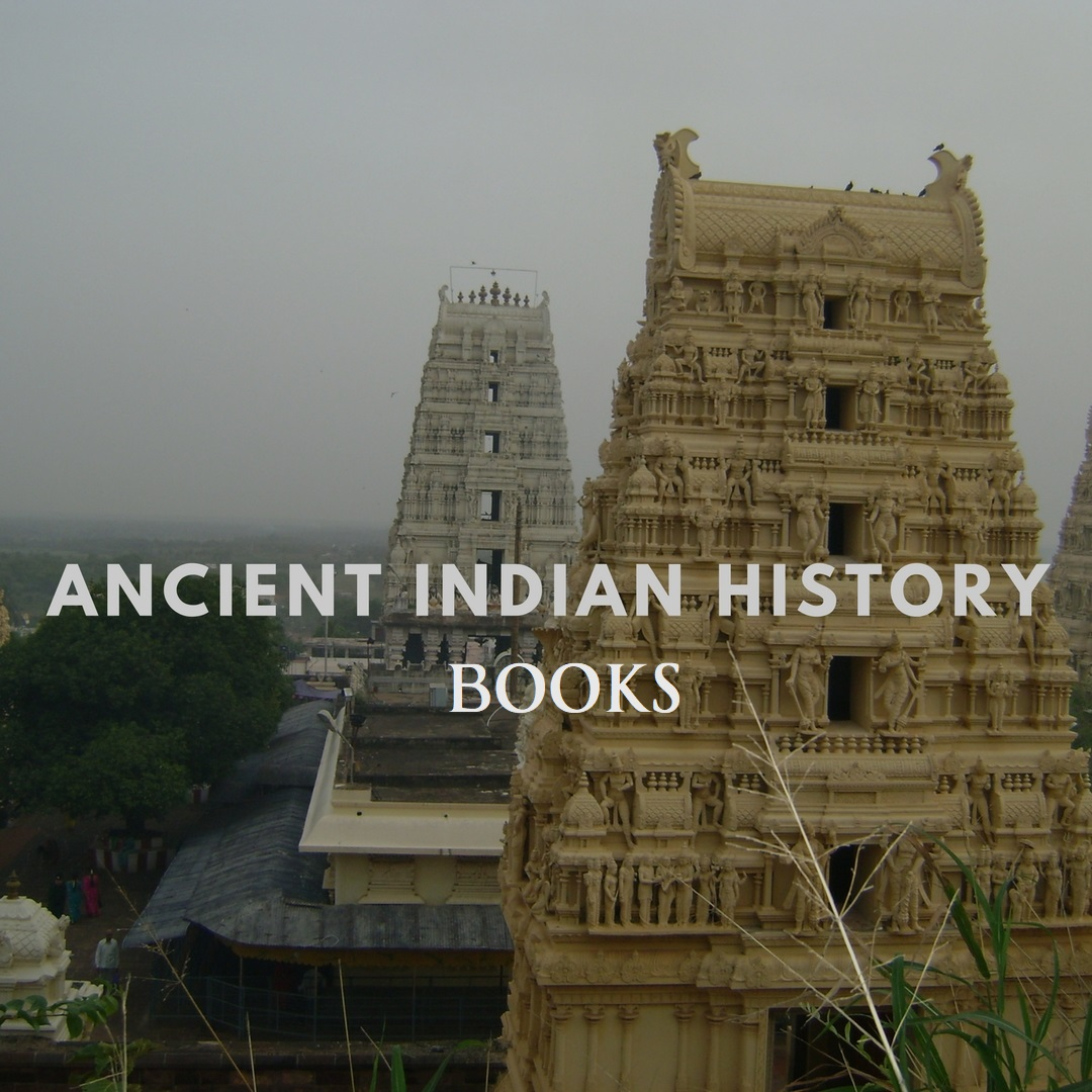 5 Ancient Indian History enthusiasts Recommended books !