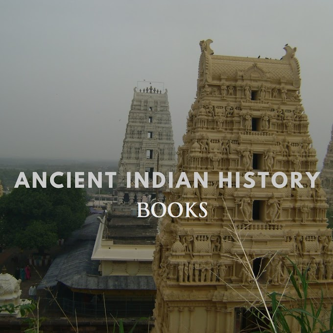 Five Ancient Indian History enthusiasts Recommended books !