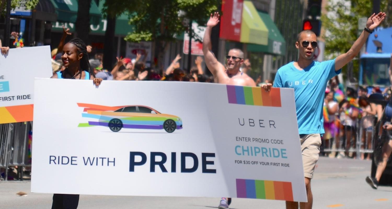 Uber terá trio com artistas surpresas em apoio a Parada LGBT de São Paulo