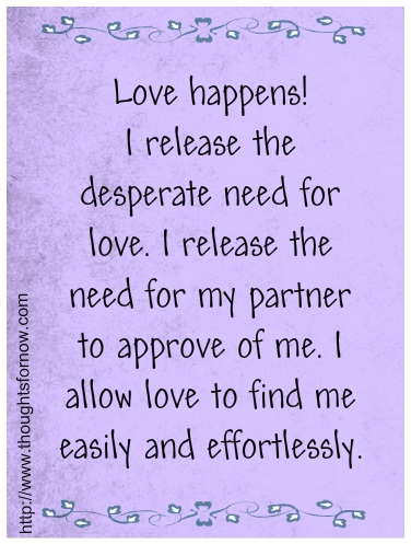 Affirmations for Love2