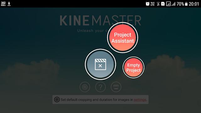 Kinemaster Screenshot