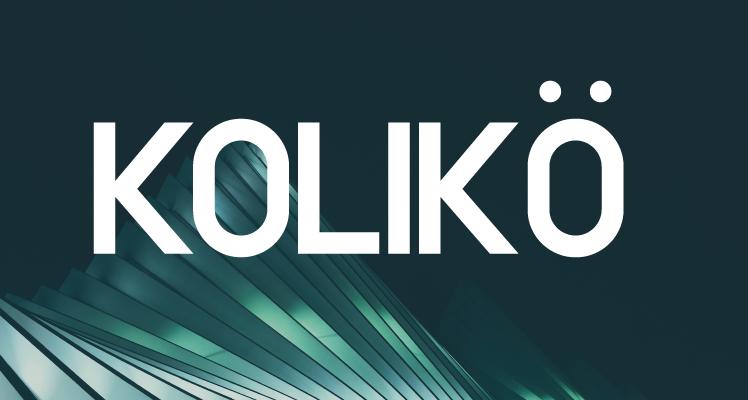 Koliko free font preview