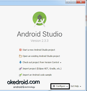 Android Studio 2.3.3