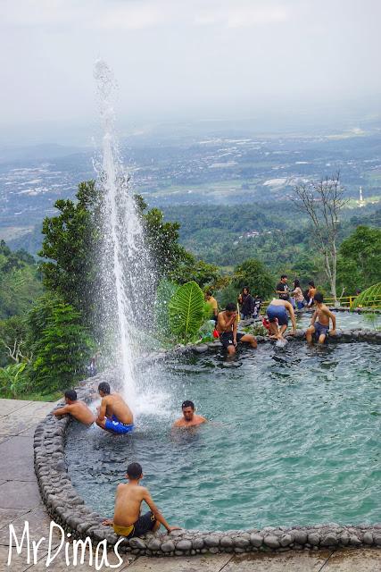 mrdimas - dimas anom pambudi - umbul sidomukti - kolam renang alam