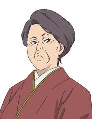 Maki Izawa como Chitose Oriba