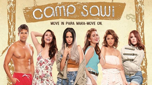 camp sawi Poster