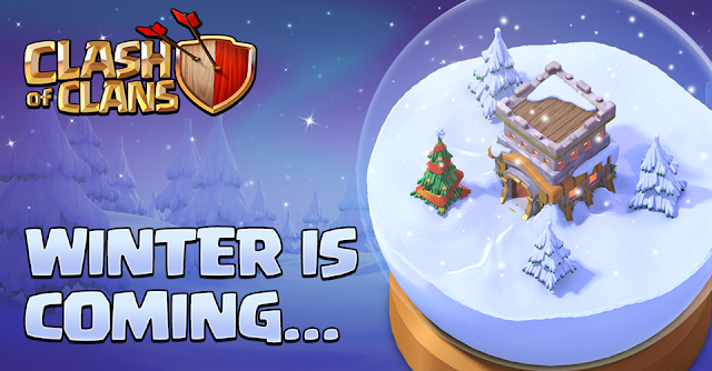 Clash Clans: Winter is Coming