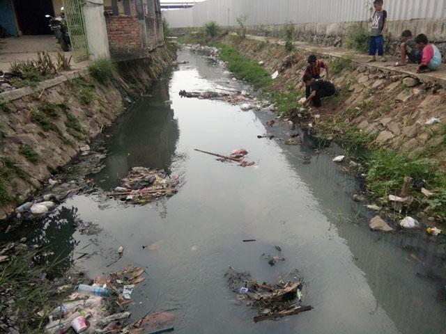 Sungai ini Jadi Saksi Bisu, Betapa Sayangnya Bapakku
