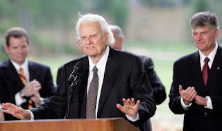 Spotlight : Christian Evangelist, Billy Graham Passed Away