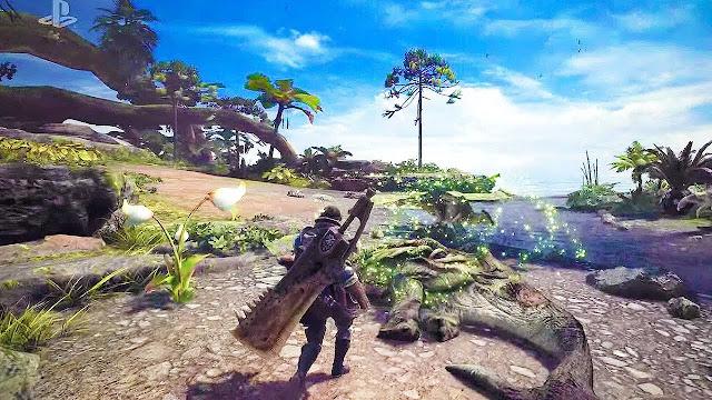 Pembahas topik kali ini adalah game terbaru yang akan di release pada tahun  Ini Dia, Trailer Perdana Monster Hunter: World yang Akan Menjadikan Kamu Pemburu Monster Sesunggunya