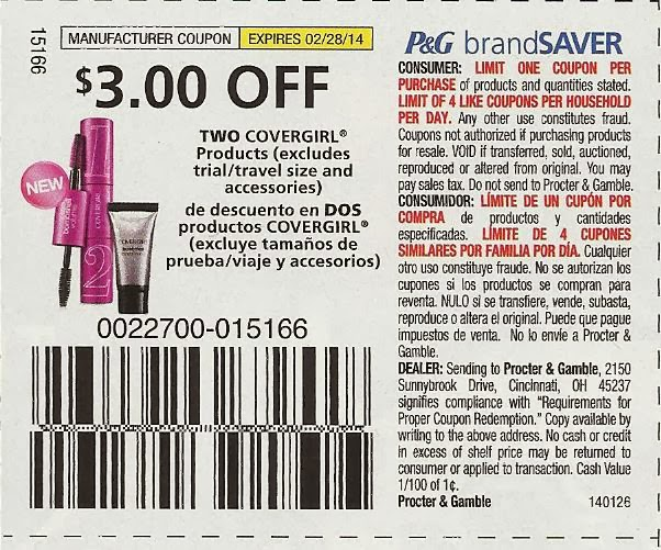 covergirl printable coupons living and loving makeup drugstore deals february 2 8 2014 21215