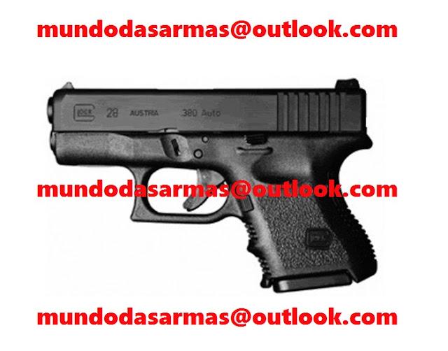 Pistola Glock G28 calibre 380