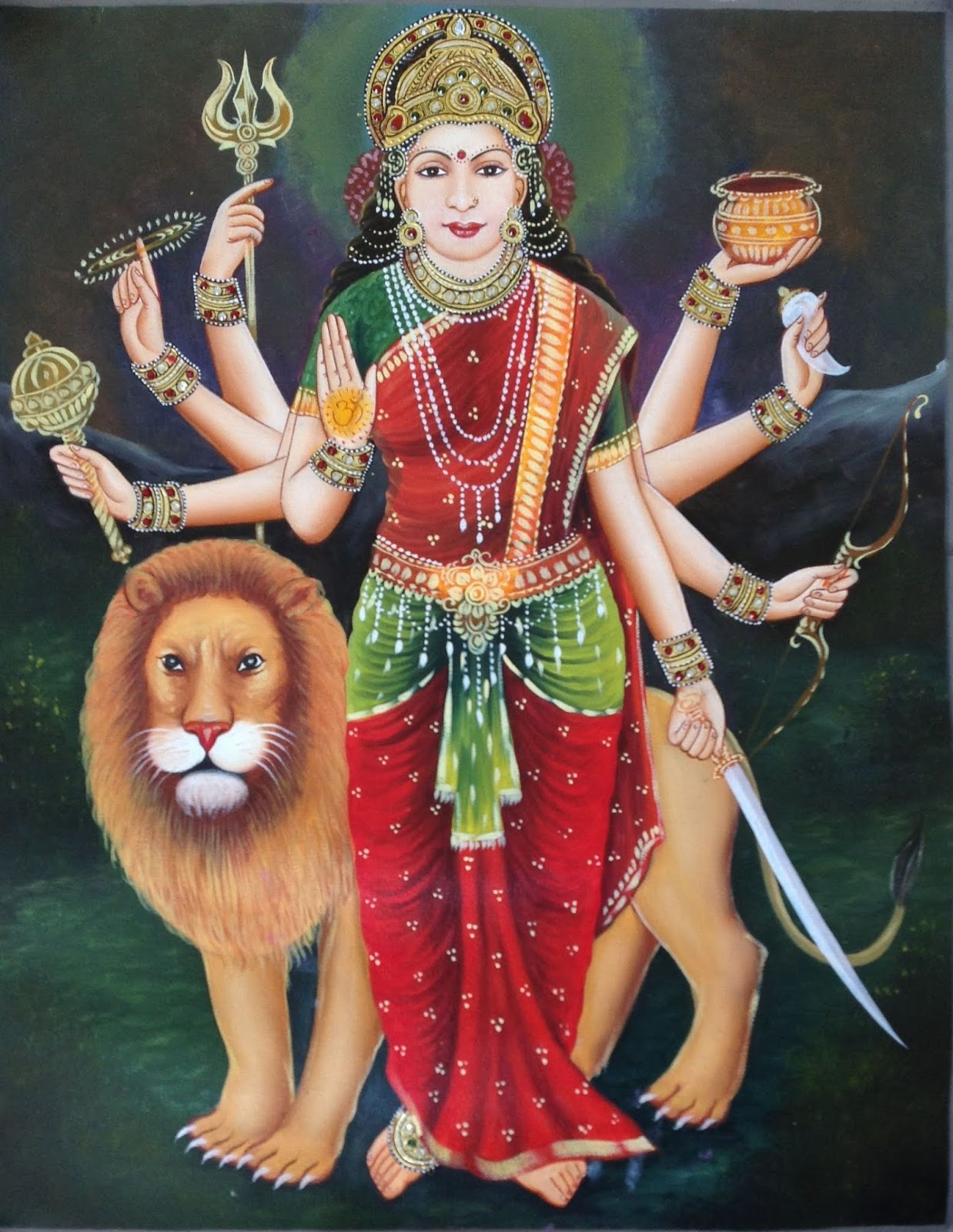 280 Maa Durga Hd Images Devi Wallpapers 2021 Full Size Photos म द र ग क फ ट जन म ष टम 2021