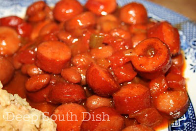 Old Fashioned Beans And Weenies