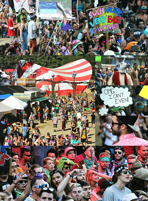 Shambhala Music Festival Photography