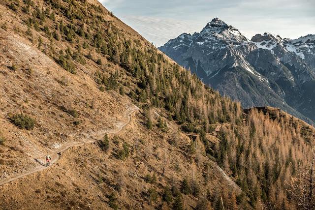 Saile Mountainbike Tour Stubai