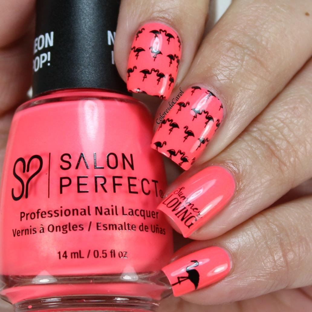 Colores de Carol: Salon Perfect Let\'s Not Coral