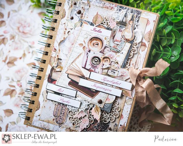 "Notes/Pamiętnik - nowa kolekcja ""Dear Diary"" by Mintay Papers"