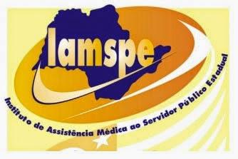 Crônica Dominical 06/04/2014 - Atendimento SUS em Barretos-SP, uma luz no fim do túnel - Logotipo padrão do IAMSPE