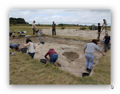 The remarkable and foolish world of archaeology and Durrington Walls supposed 'superhenge'!!