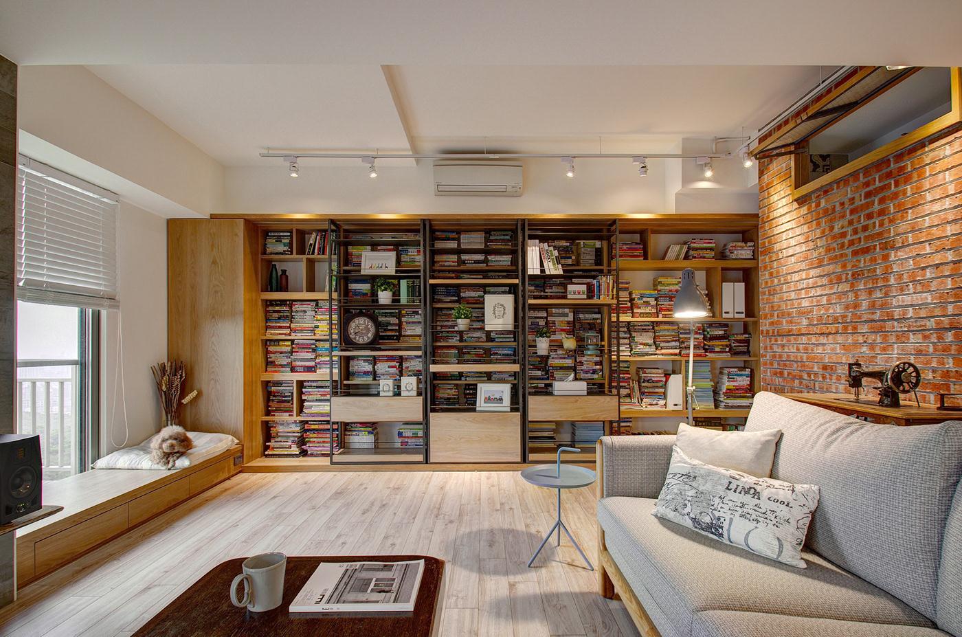 59e8f631d132c Um apartamento inspirado na casa da vovó