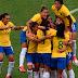 Gols levam a Seleção Brasileira ao outro lado do planeta