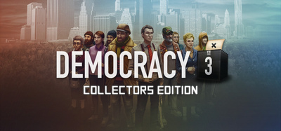 Democracy 3 Collectors Edition-GOG