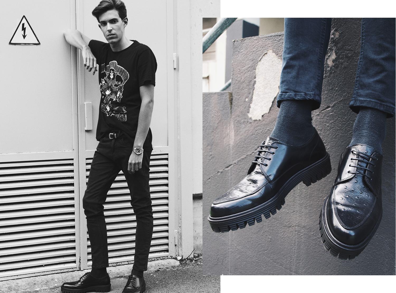 gunsnroses-tshirt-coastalandco-blog-blogger-hendaye-westernbelt-platformshoes-skinny