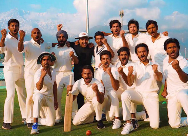 Ranveer Singh's 83 Team get ready to meet the other '83 World Cup teams