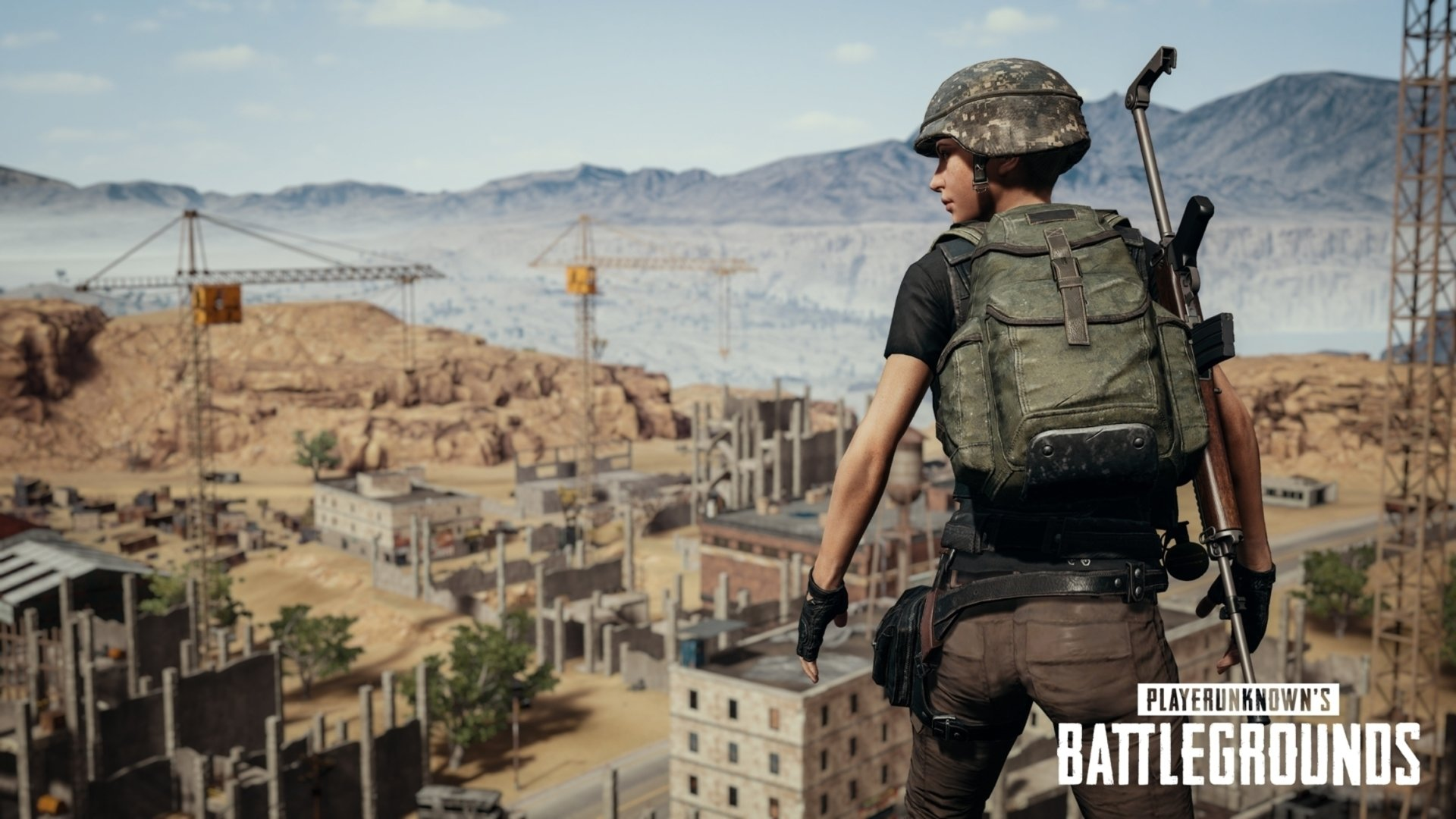 Pubg Wallpaper 1920x1080: Background Images - Read Games Review