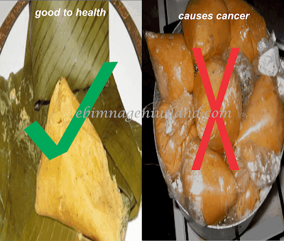Moi-moi And Other Food Cooked With Nylon Causes Cancer, Food Expert Reveals