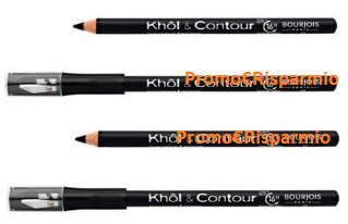 Logo Toluna : diventa tester Matita occhi Bourjoirs Khol & Contour