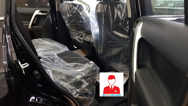 Giá xe Toyota Land Cruiser 2018 ảnh 14