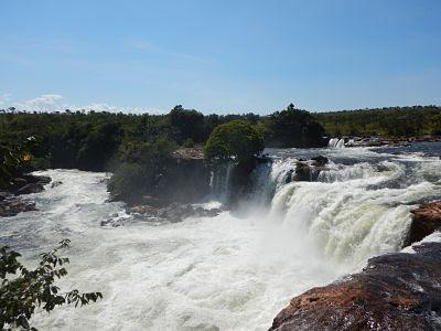 Jalapão  - Cachoeira da Velha