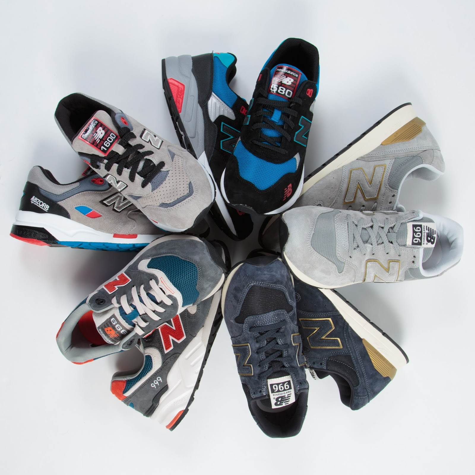 competitive price ff2d8 67586 Fat Buddha Store Blog // All the News: New Balance Drop!