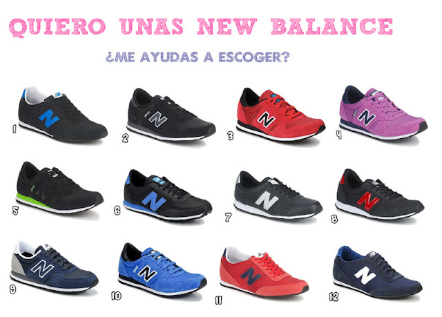 new balance zapatillas streetstyle