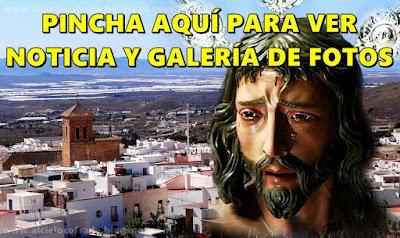nuevo cristo para almeria