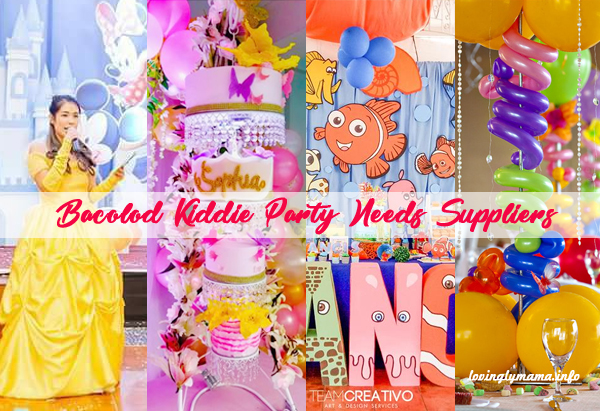 Bacolod party needs and affordable catering