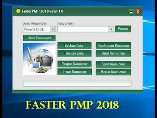 Download Aplikasi Faster PMP 2018