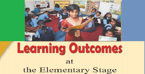 CCE Learning Outcomes Class wise and Subject wise by NCERT | National Council for Education Research and Training has framed Learning Outcomes for Hindi English, Mathematics Environmental Science Social Studies at Elementary level cce-elementary-level-learning-outcomes-class-subject-wise-ncert-delhi