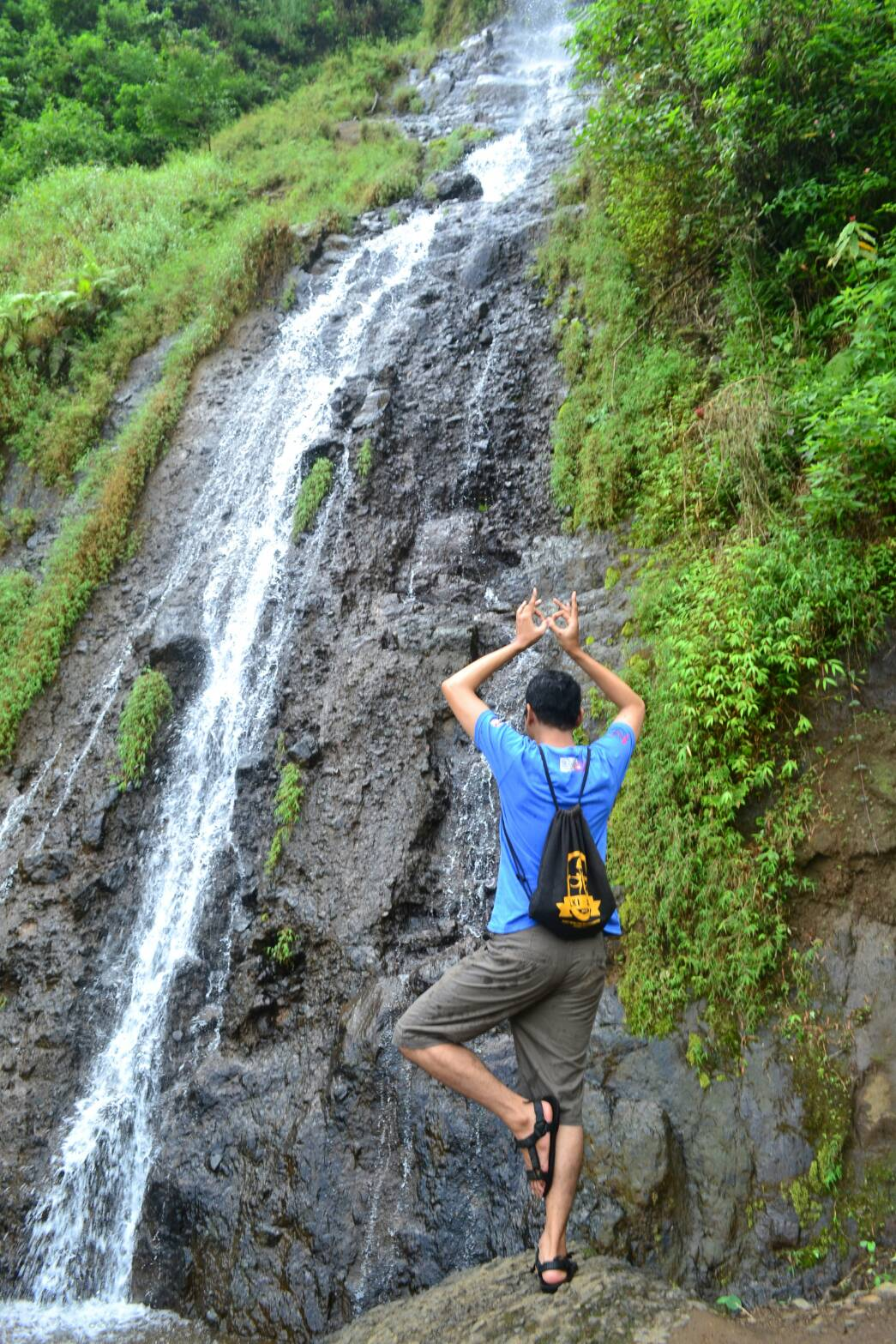 Golek Wangsit Curug Gunung Putri Bruno Purworejo