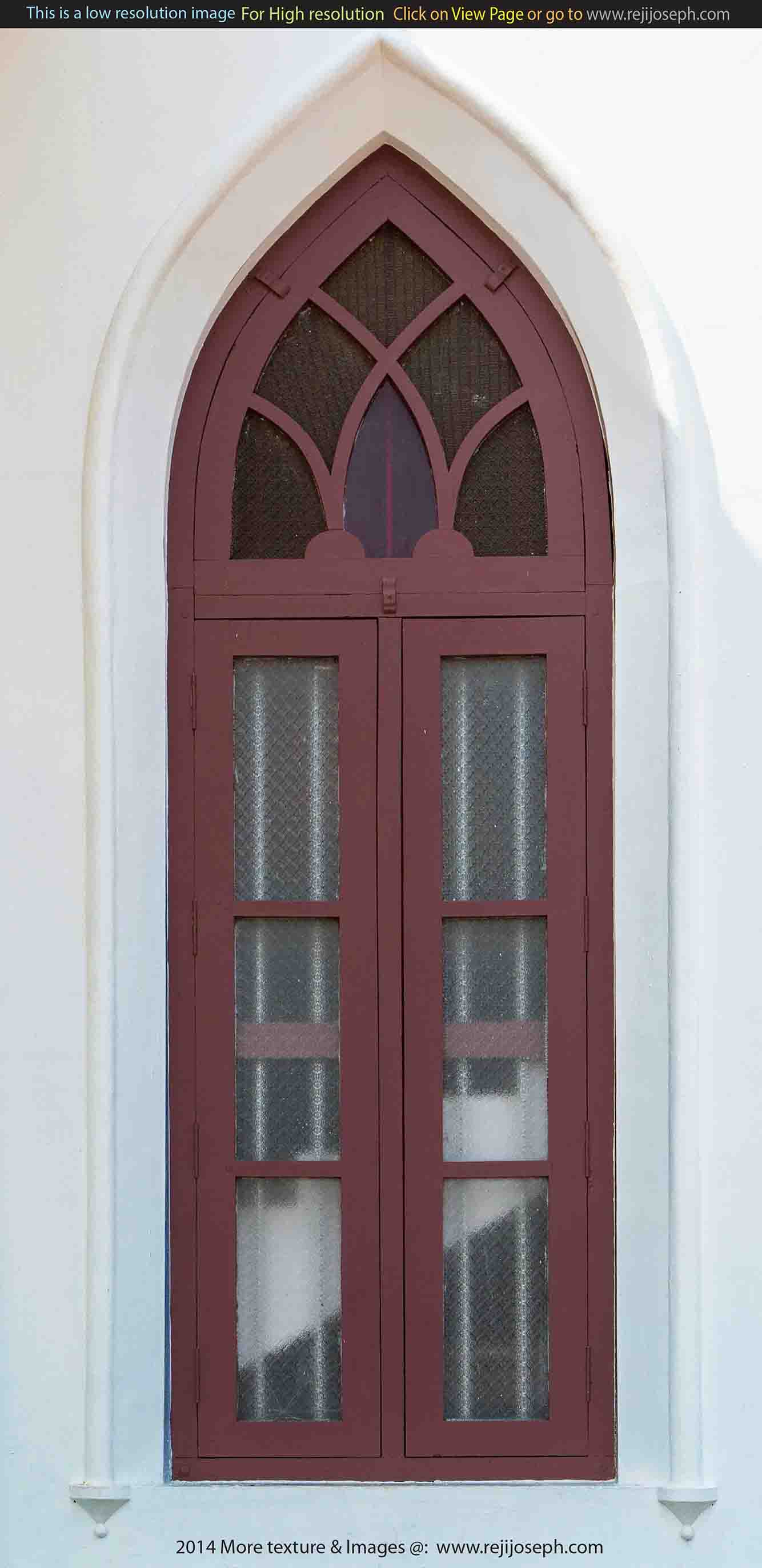 Gothic Window texture 00002
