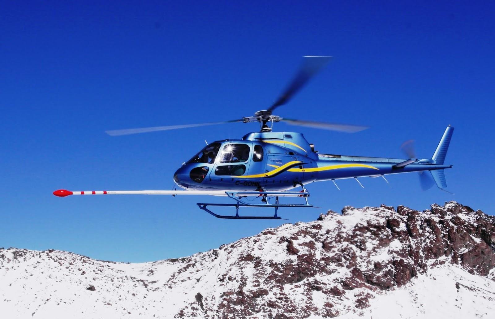 Airborne Survey Geomagnetik