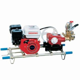Mesin Cuci Steam Mobil Motor Bensin