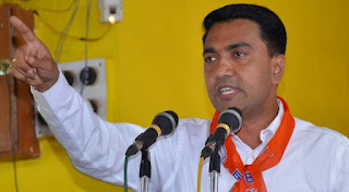 Pramod Sawant of BJP Takes Oath as Goa Chief Minister