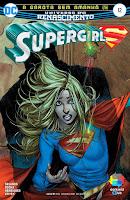DC Renascimento: Supergirl #12